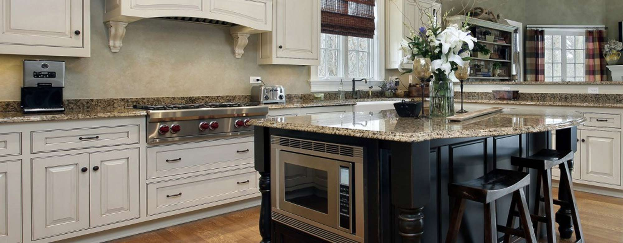 California Kitchens : Licensed, Bonded and Insured